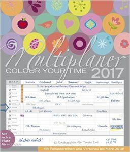 Familienkalender 2017 Platz 5